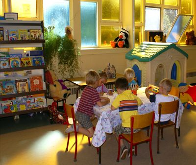Детский сад для ребенка в минске